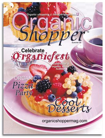 Organic Shopper... Yummmmmm...